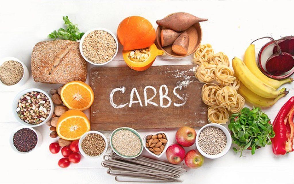 Càng giảm đồ ăn nhiều carbohydrate trong khẩu phần ăn hàng ngày thì da càng đẹp.