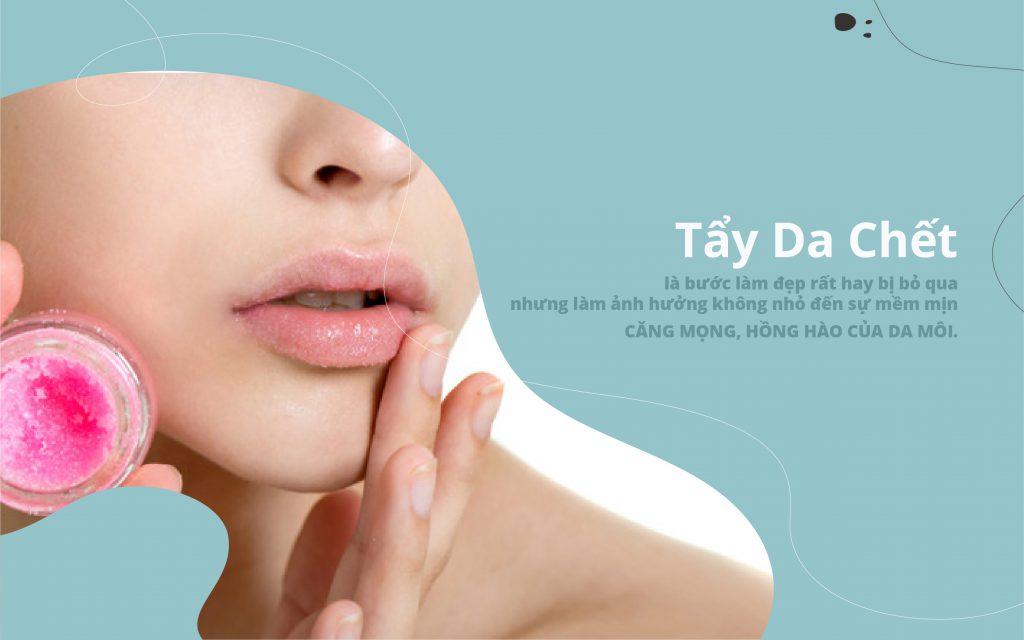Tẩy da chết là bước làm đẹp rất hay bị bỏ qua nhưng ảnh hưởng không nhỏ đến sự mềm mịn, căng mọn