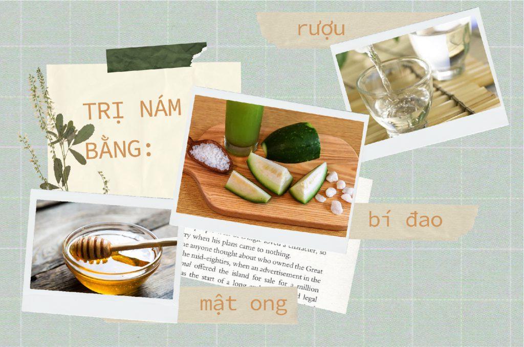 tri-nam-sau-sinh-bang-ruou-ket-hop-cung-bi-dao-va-mat-ong