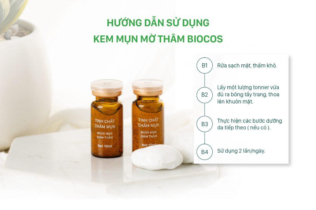 huong-dan-su-dung-tinh-chat-cham-mun-biocos