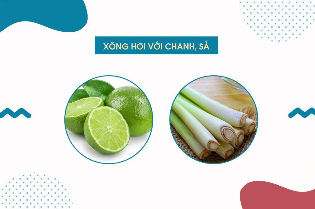 xong-hoi-tri-mun-tai-nha-bang-chanh-ket-hop-voi-sa